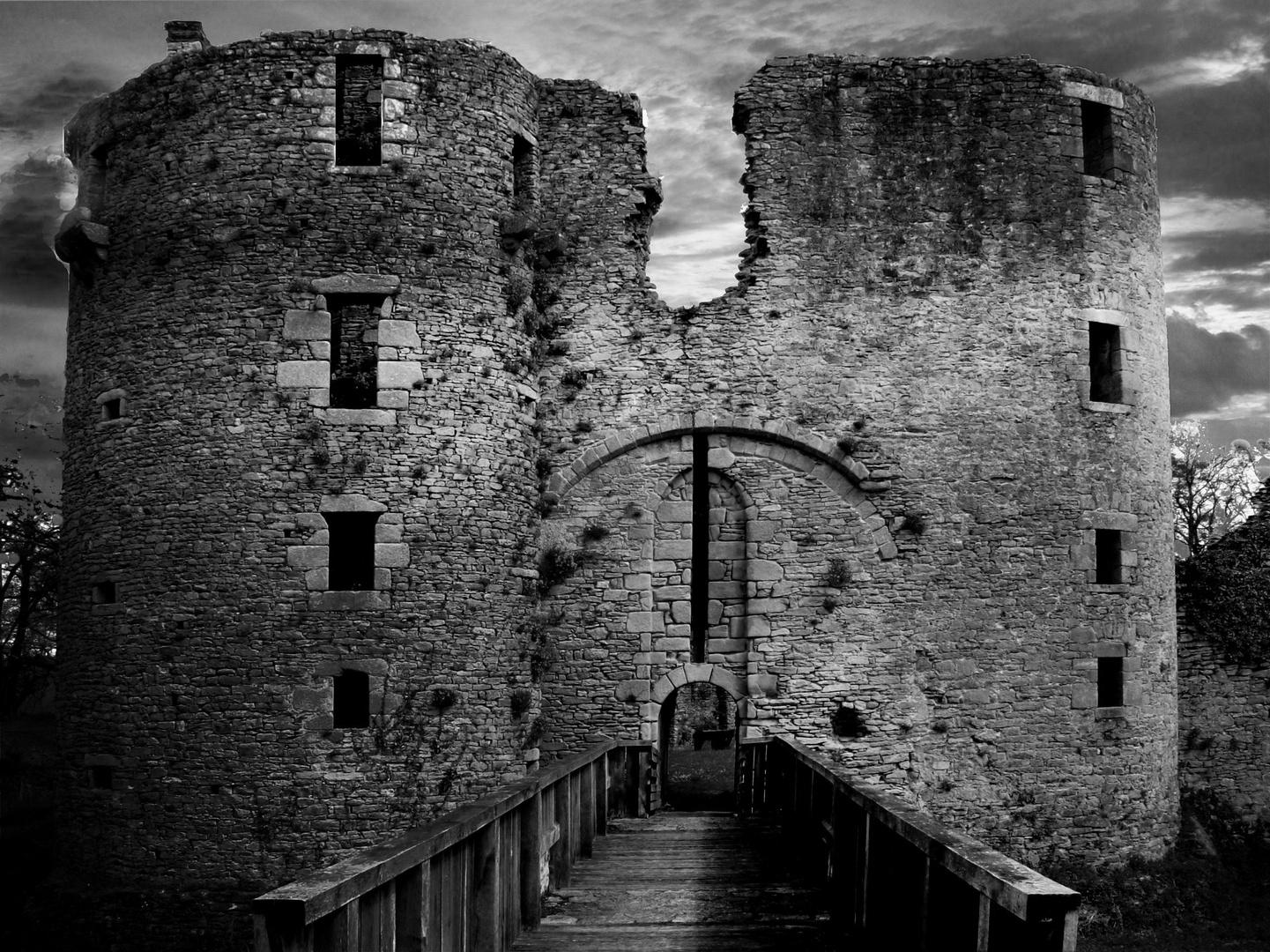 Entrez dans la forteresse...