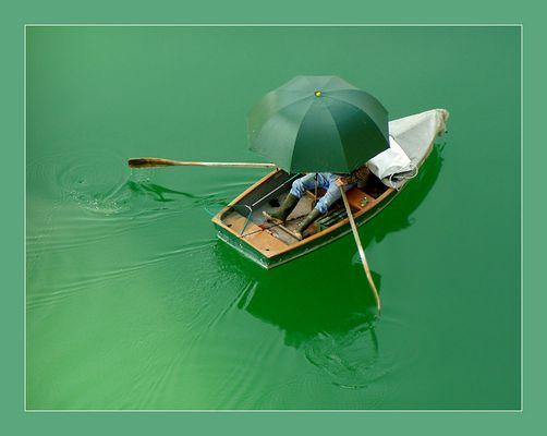 Entspannen im Grünen