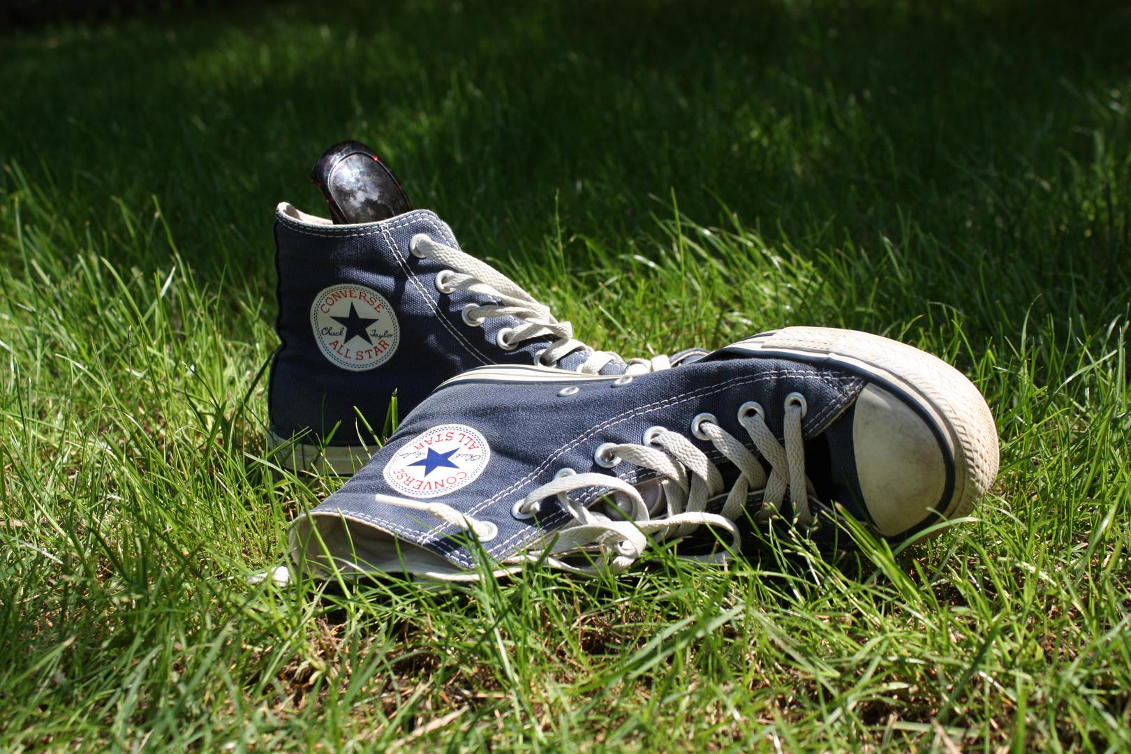 entspannende Schuhe