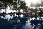 Entspannt am Pool