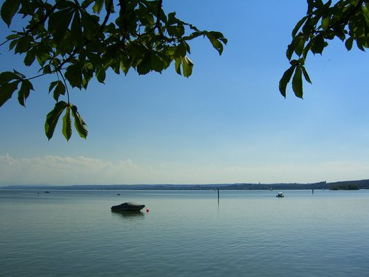 Entspannung am Ammersee