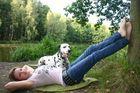 Entspannung im Freien