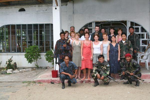 Entwicklungshilfe auf der Insel Mindoro (Philippinen)