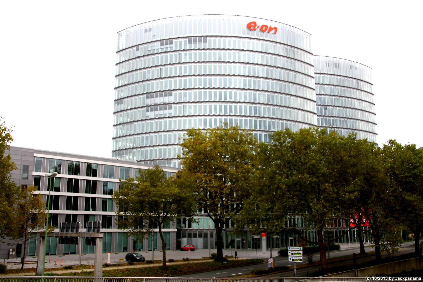 E.ON-Gebäude in Essen (1)