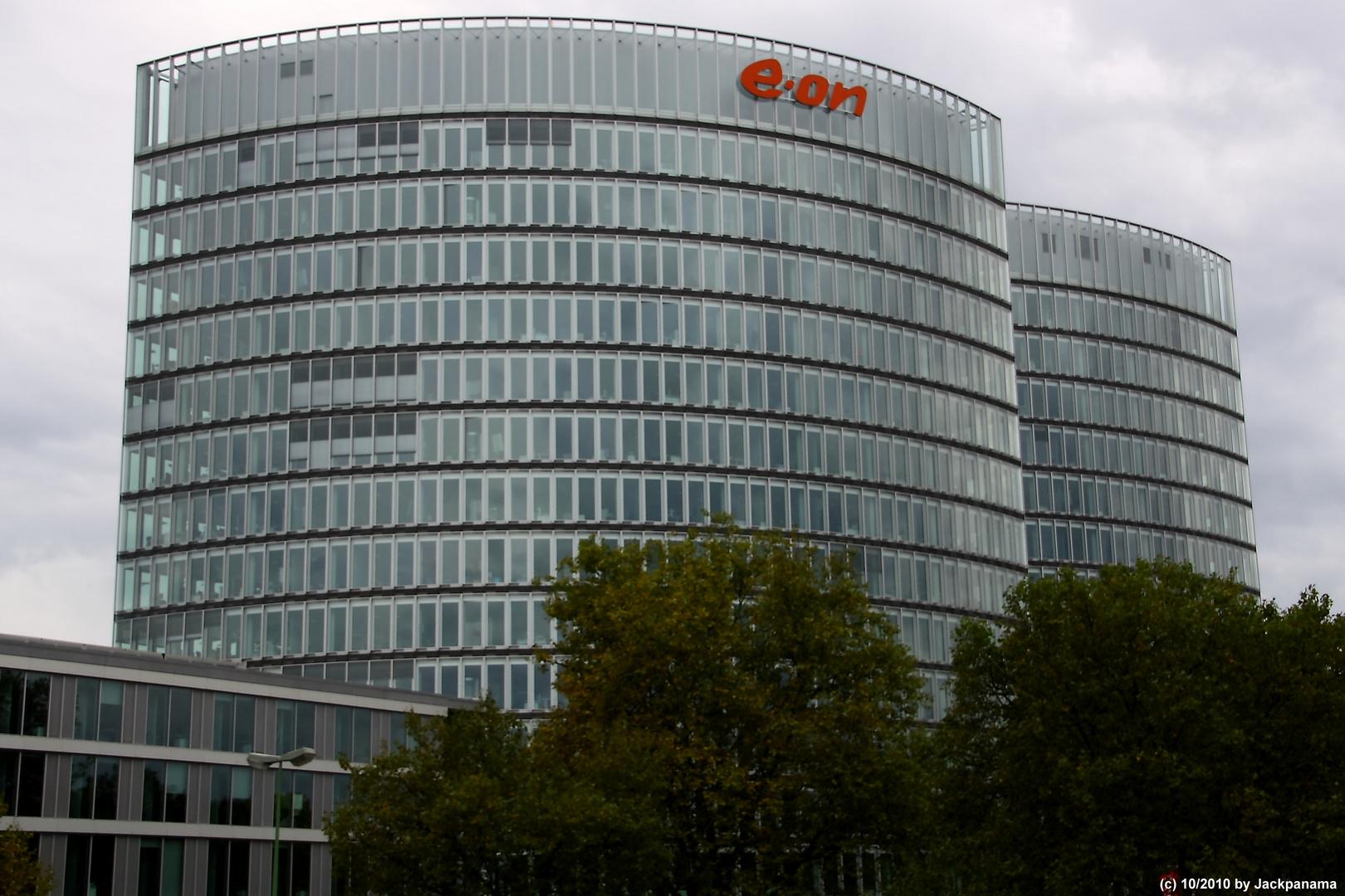 E.ON-Gebäude in Essen