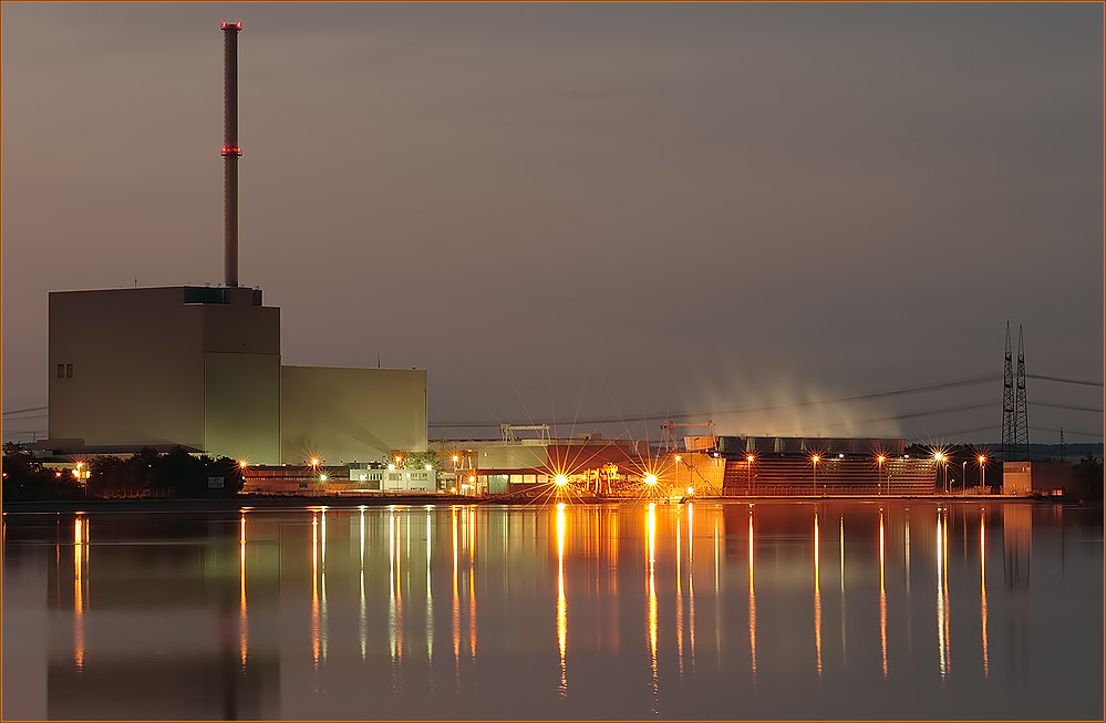 EON Wasserkraftwerk