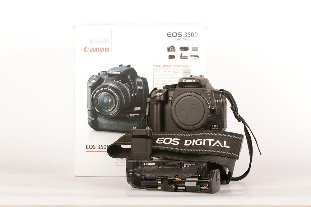 EOS 350 D