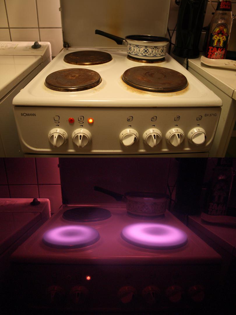 EOS 400D Wärmebildfunktion