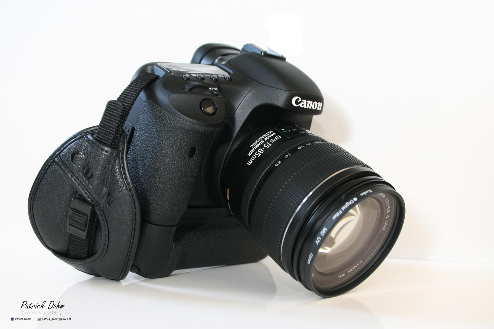 EOS 7D EFS 15-85mm