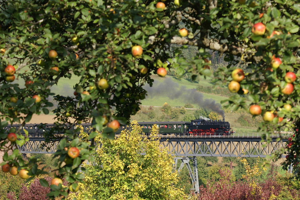 Epfenhofener Viadukt mal anders