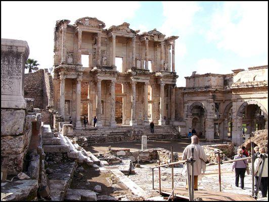 Ephesos - Celsus Bibliothek