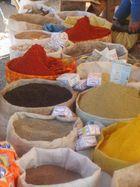 épices du marché