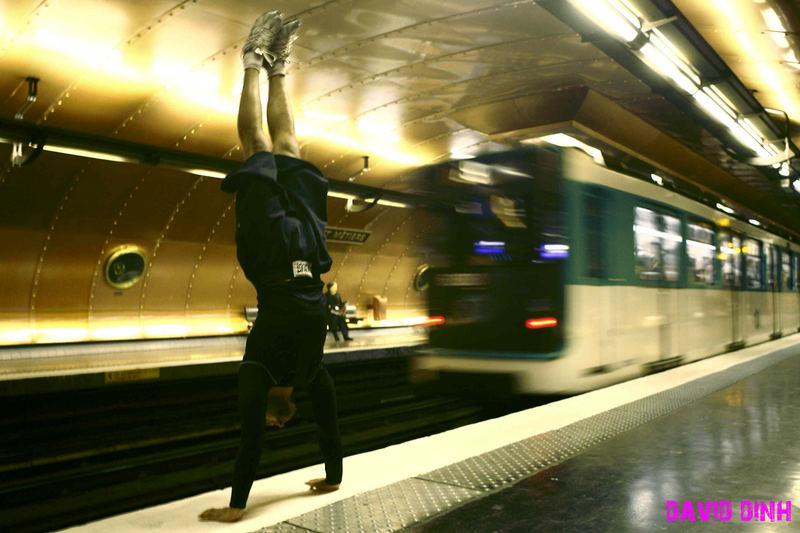 Equilibre subway