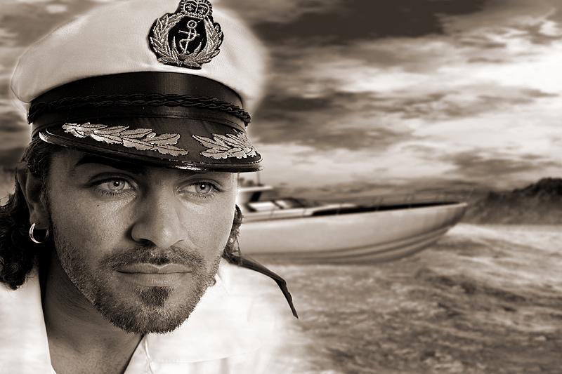 ....er hat nun doch die Yacht genommen
