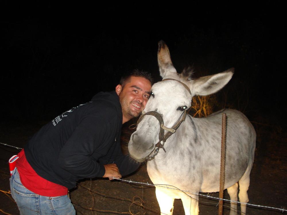Er Melis e il suo fedele amico