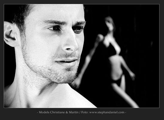 """""""er verpasst was ... """" von Sedcard Fotograf in München Stephan Daniel"""