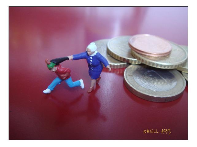 Er wollte an Oma´s Geld
