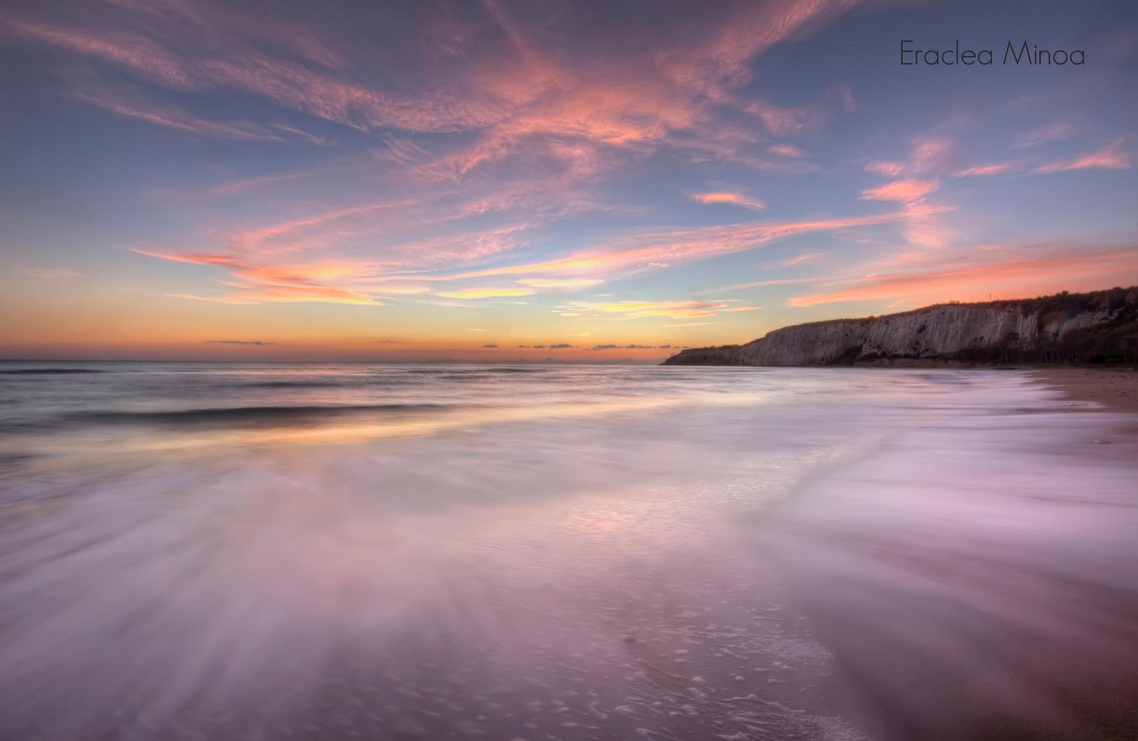 Eraclea Minoa Sunset