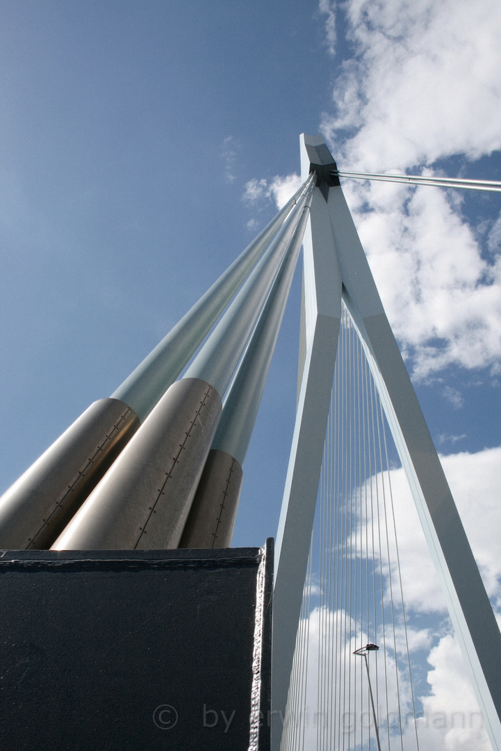 Erasmusbridge2 Rotterdam