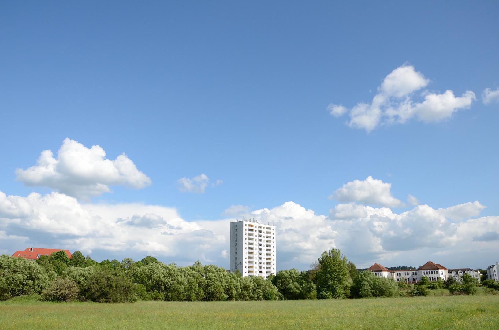 Erbacher Wolkenkratzer
