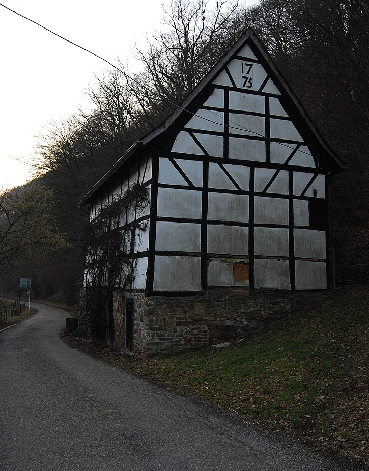 Erbaut 1775 in Untenrüden