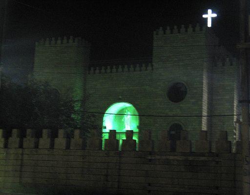 erbil - a church