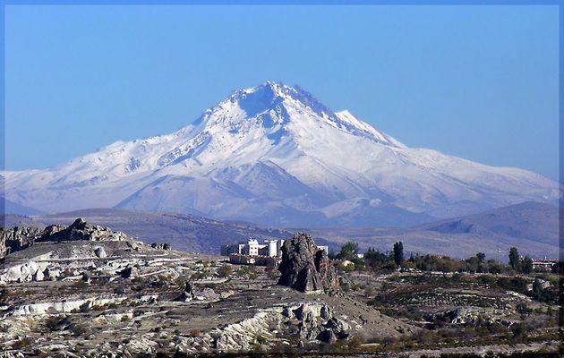 Erciyes Dag ( Berg Erciyes)