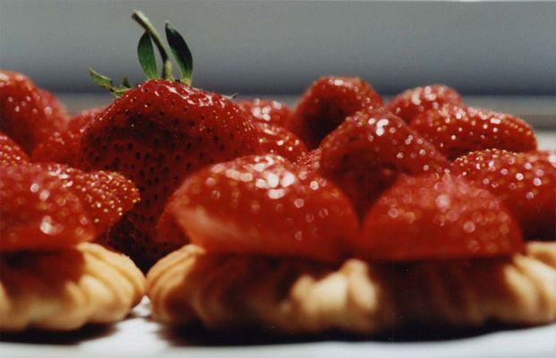 Erdbeer-Lust