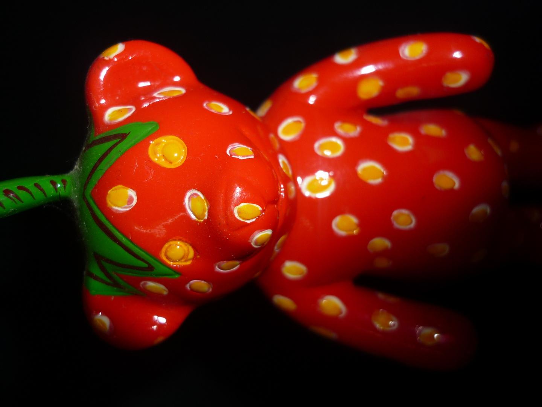 Erdbeerbär