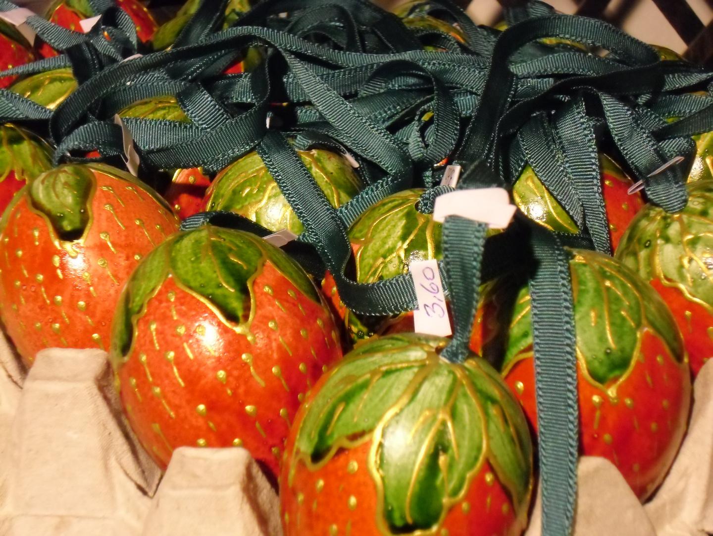 Erdbeereier