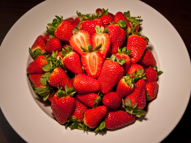 Erdbeeren II