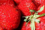 Erdbeeren... Lecker!