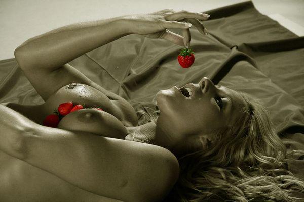 Erdbeeren - Michelle B 010848