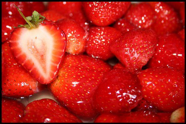 Erdbeeren - saftig und lecker