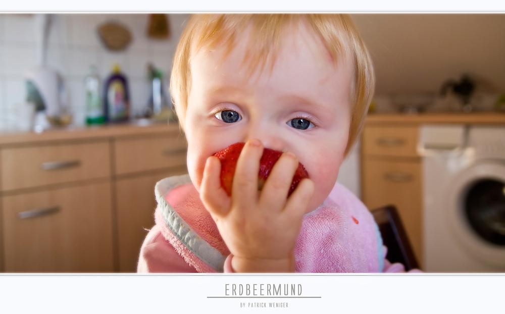 """"""" Erdbeermund """""""