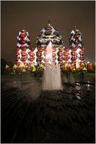 Erdbeermund - Berliner Dom - Festival of Lights 2013