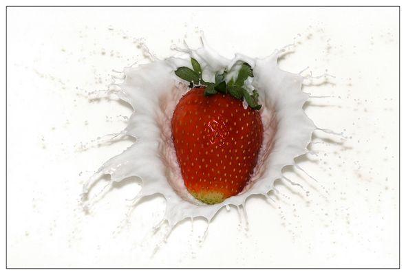 Erdbeershake new