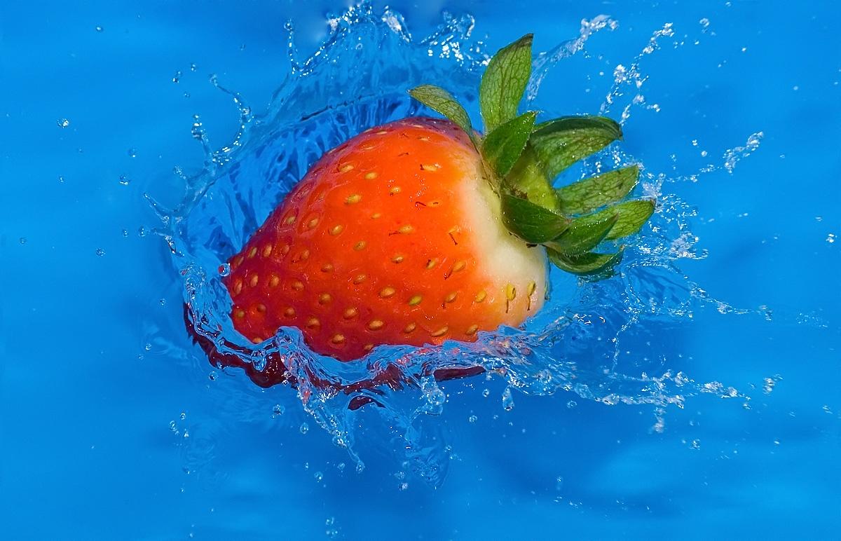 Erdbeerwasser1