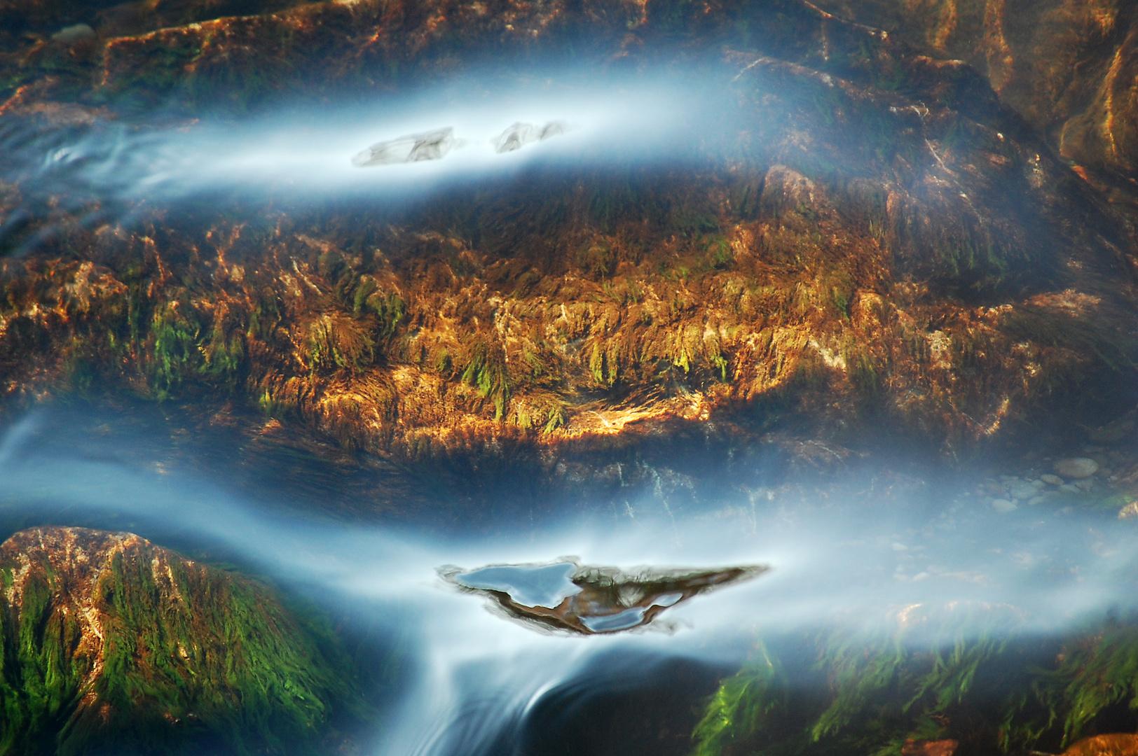 Erde von oben: Am Fluss