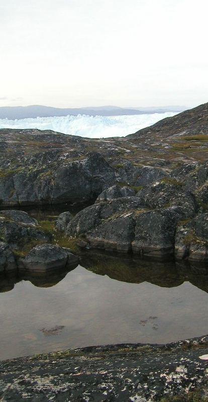 Erde-Wasser-Erde-Eis-Erde