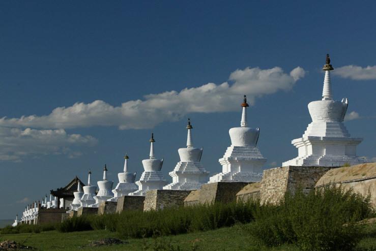 Erdene Zuun Kloster