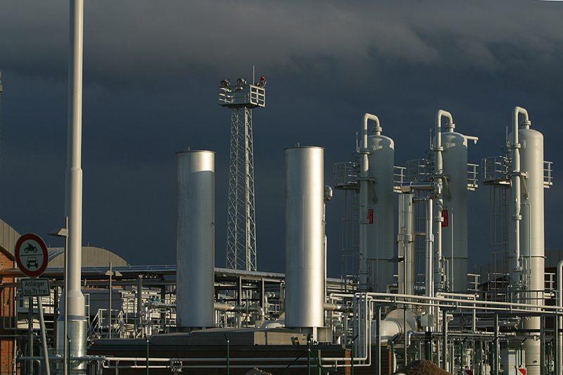 Erdgasspeicheranlage Huntorf/Oldenburg