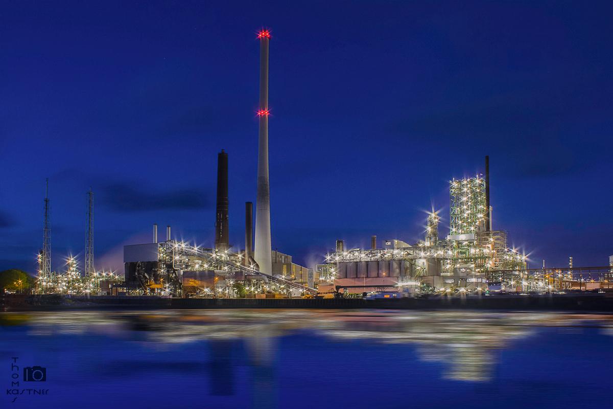 Erdöl-Raffinerie Emsland