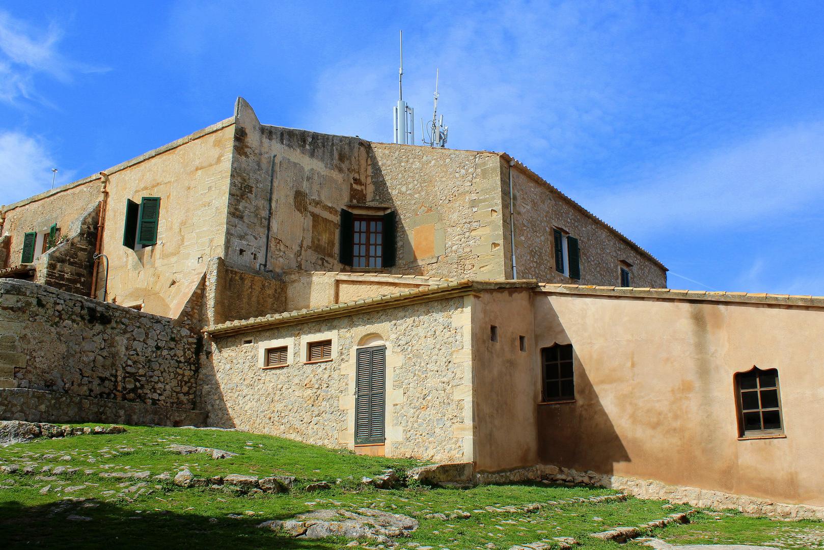 Eremita de Nostra Senyora de Puig  auf dem Puig de Santa Maria bei Pollensa