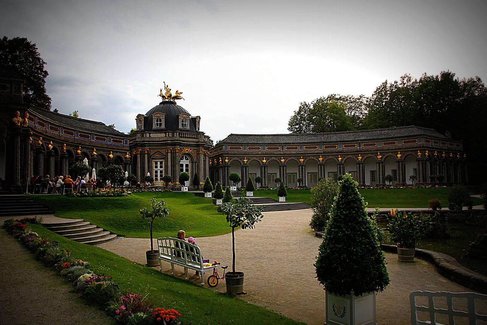 Eremitage / Altes Schloss