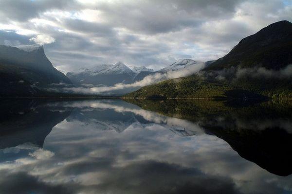 Eresfjord, Norwegen