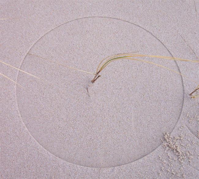 Erfindung des Zirkels
