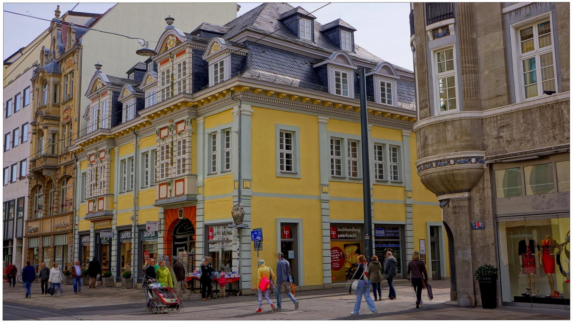 "Erfurt, Buchhandlung ""Peterknecht"" (la librería ""Peterknecht"")"