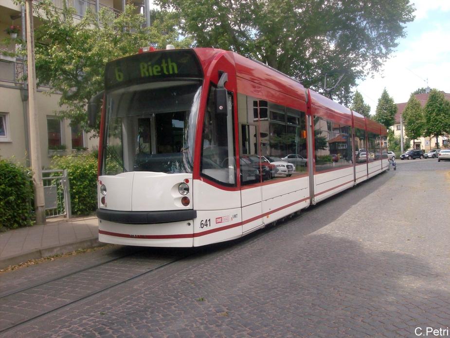 Erfurt: Combino Advanced 641.....