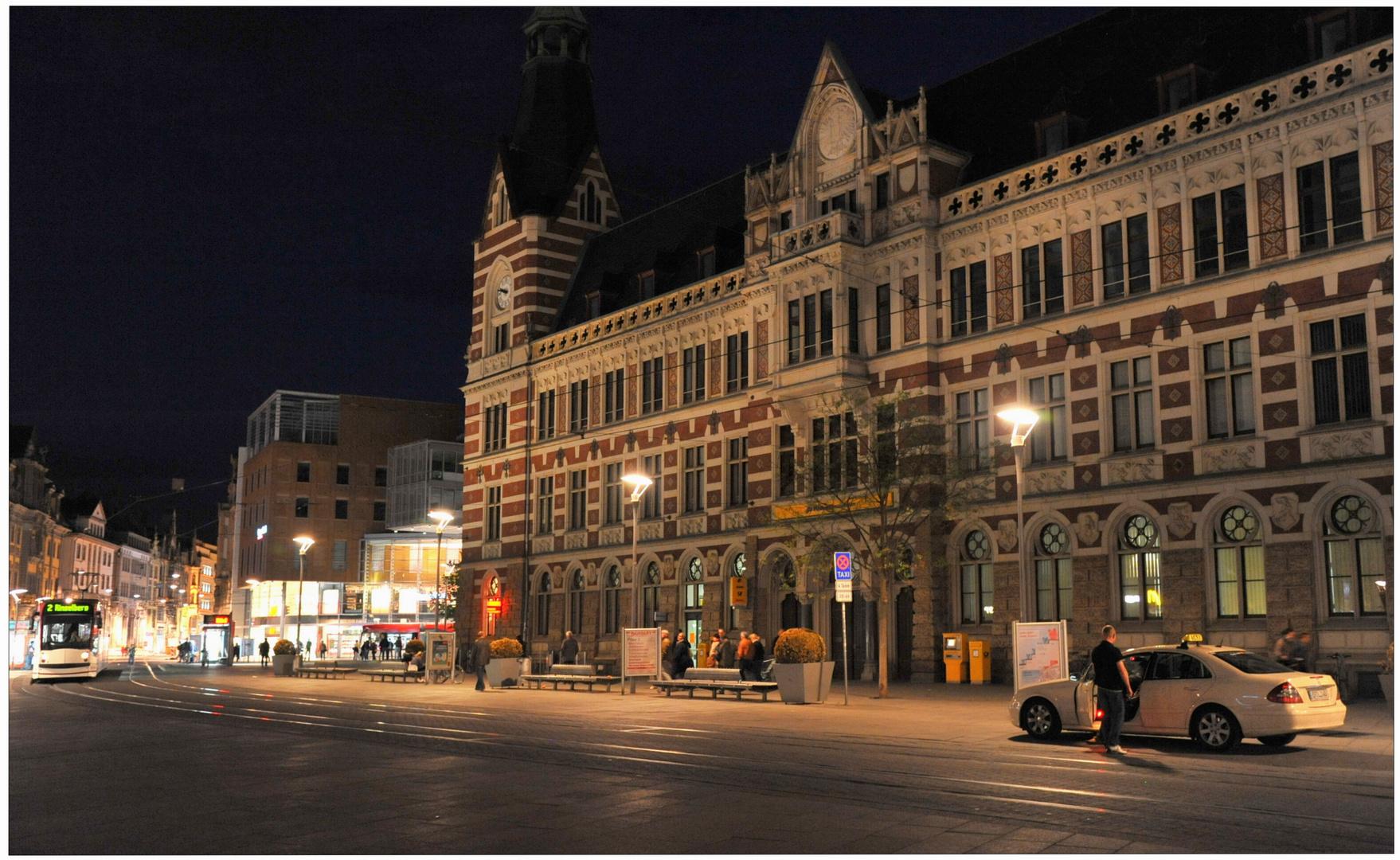"""Erfurt, La plaza """"Am Anger"""" II"""